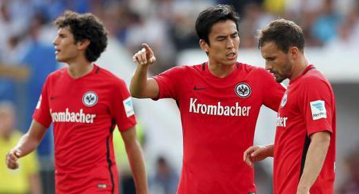 Eintracht Frankfurt Football Team