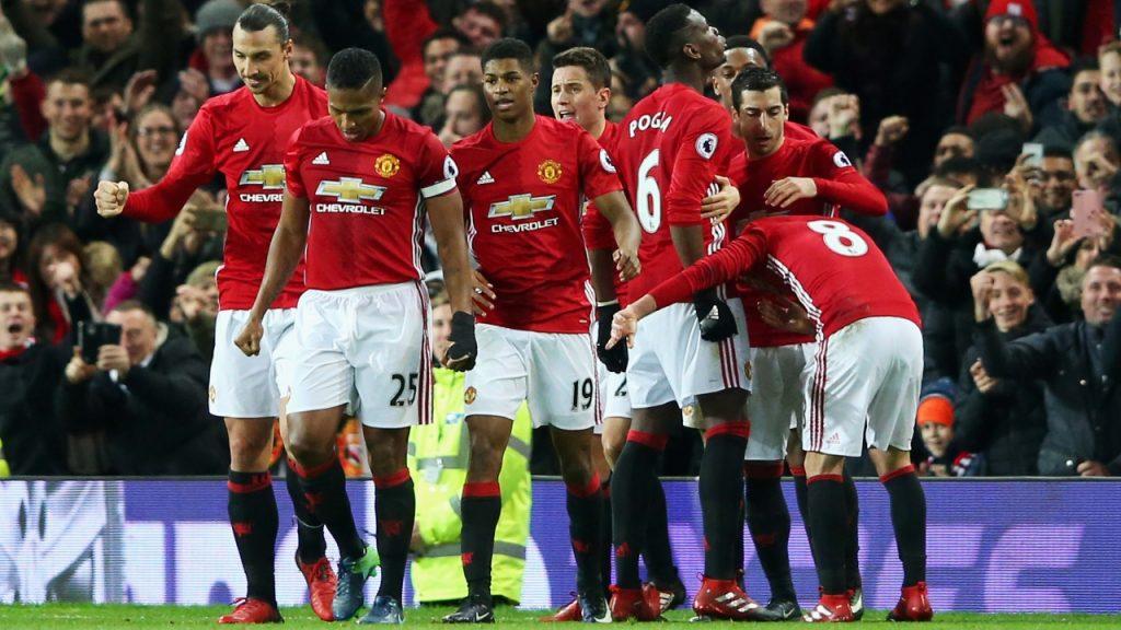Manchester United Football Team