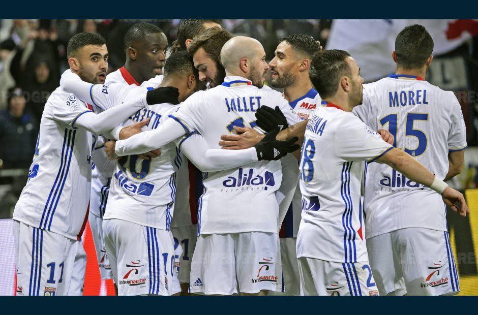 Olympique Lyonnais Football Team