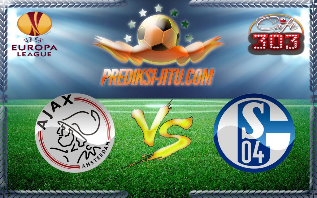 Prediksi Skor Ajax Vs Schalke 04 14 April 2017