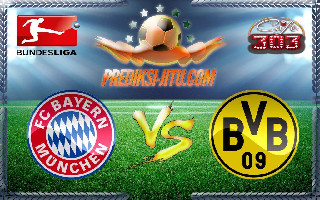 Prediksi Skor Bayern Munchen Vs Borussia Dortmund 8 April 2017