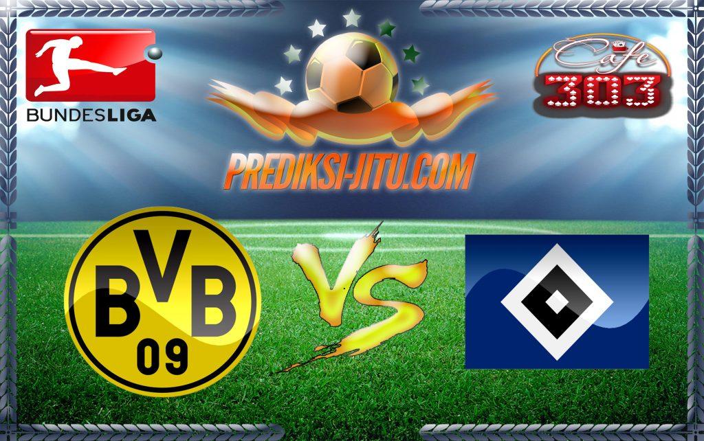 Prediksi Skor Borussia Dortmund Vs Hamburger SV 5 April 2017