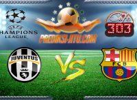 Prediksi Skor Juventus Vs Barcelona 12 April 2017