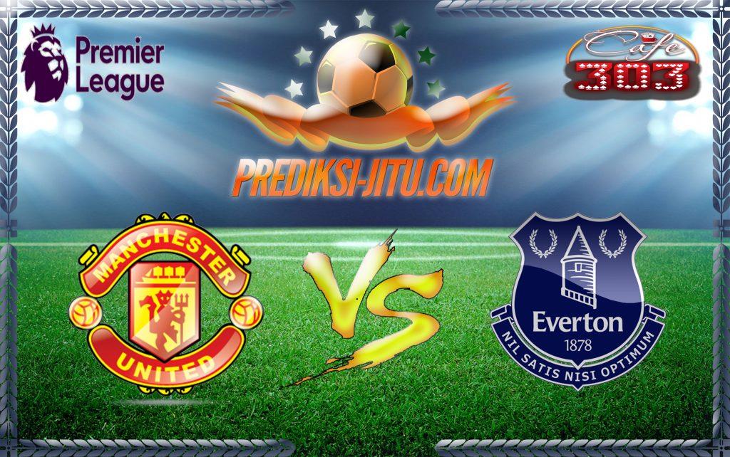 Prediksi Skor Manchester United Vs Everton 5 April 2017