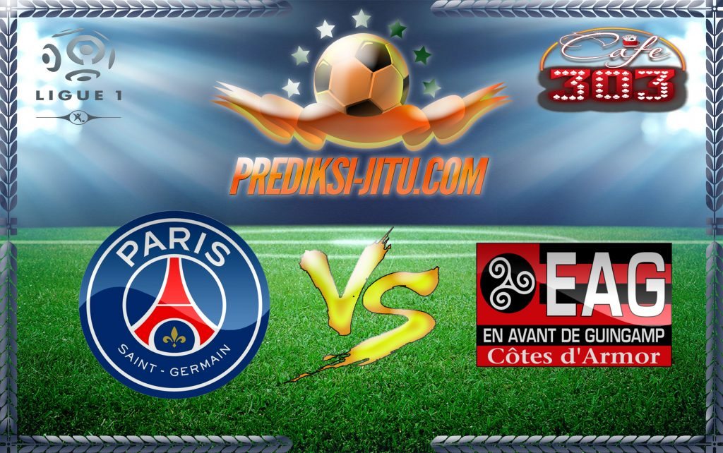 Prediksi Skor PSG Vs Guingamp 10 April 2017