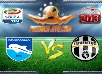 Prediksi Skor Pescara Vs Juventus 15 April 2017