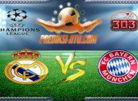 Prediksi Skor Real Madrid Vs Bayern Munchen 19 April 2017