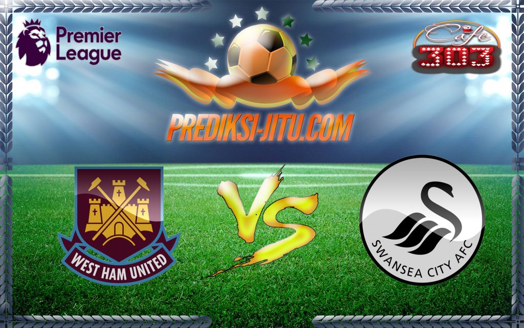 Prediksi Skor West Ham United Vs Swansea City 8 April 2017