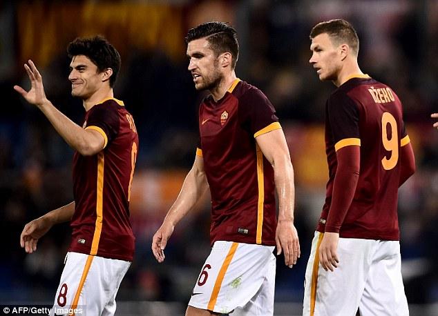 Roma Football Team