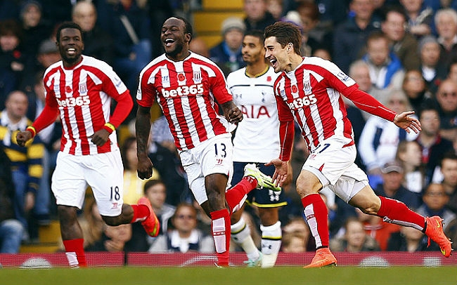 Stoke City Football Team