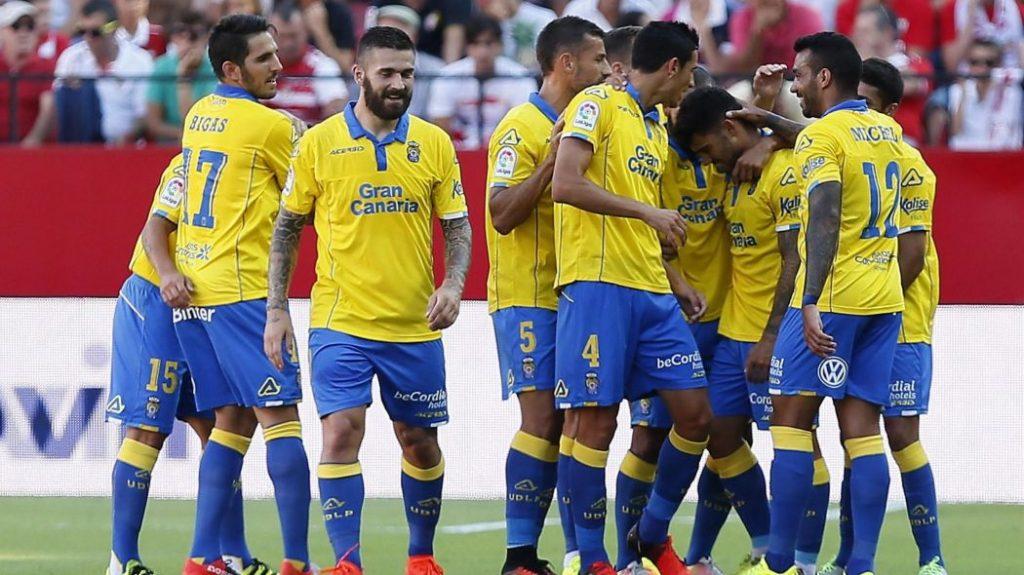 las-palmas-football-team