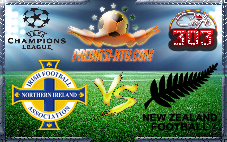 Prediksi Skor Irlandia Utara Vs Selandia Baru 3 Juni 2017