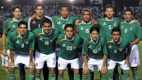 Bolivia Team Football