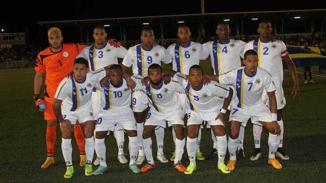 Curacao Football Team