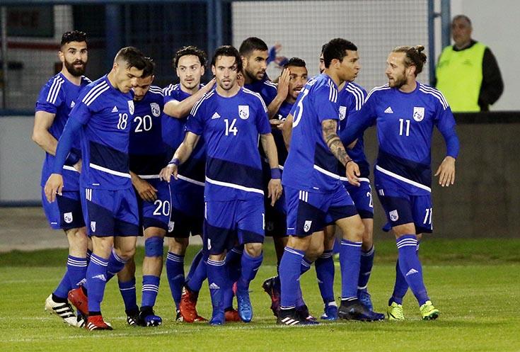 Cyprus team football