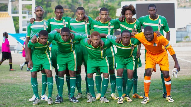 Dominica Team Football