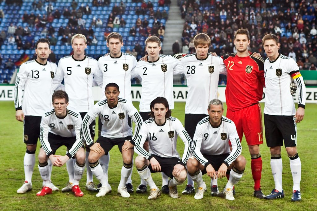 Jerman Football Team
