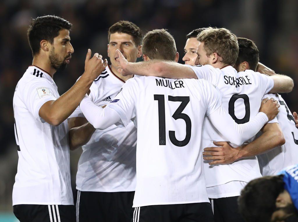 Jerman  Team Football