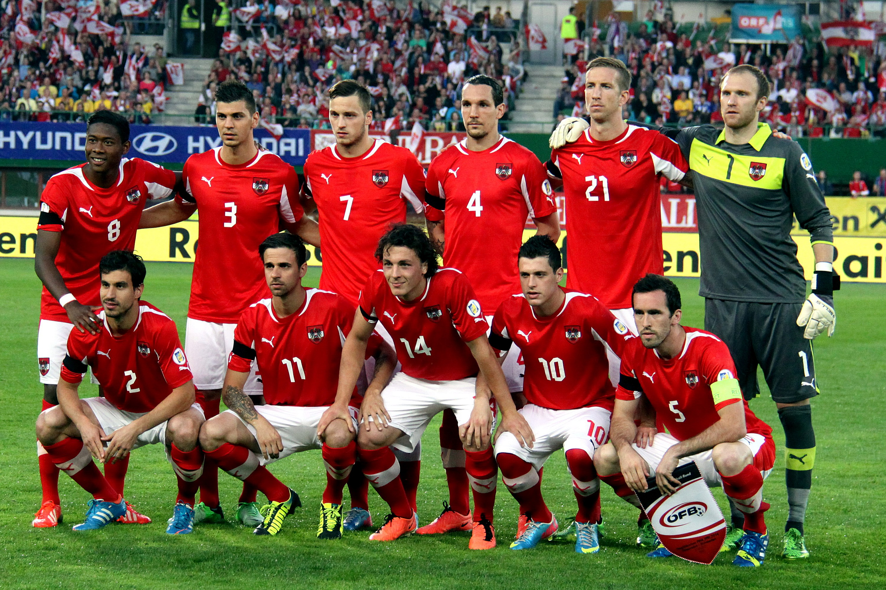 Moldova  Team Football