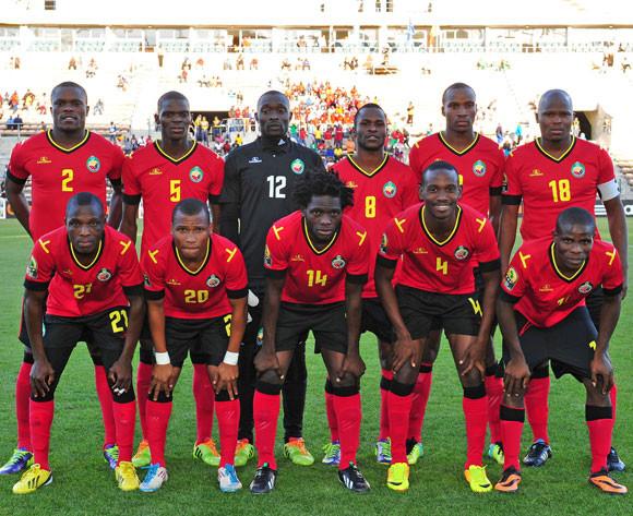 Mozambique  team football