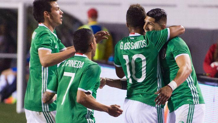 Mexico  Team Football