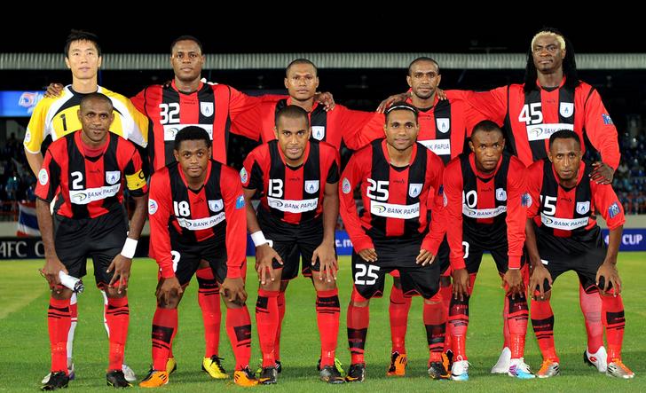 Persipura Football Team