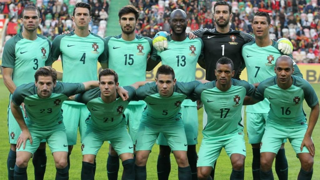 Portugal Team Football