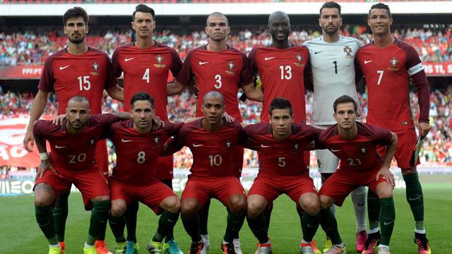 Portugal team football