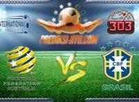 Prediksi Skor Australia Vs Brazil 13 Juni 2017