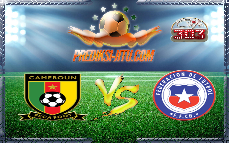 Prediksi Skor Cameroon Vs Chile 19 Juni 2017