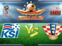 Prediksi Skor Iceland Vs Kroasia 12 Juni 2017