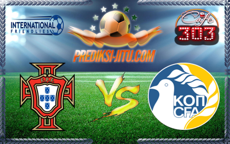 Prediksi Skor Portugal Vs Cyprus 3 Juni 2017