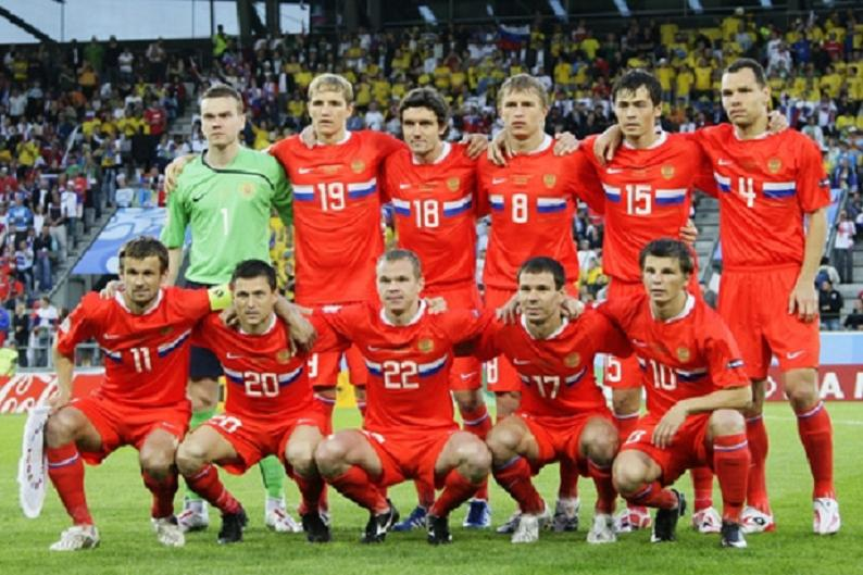 Russia Team Football
