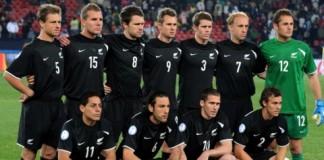Selandia Baru Team Football