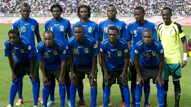 Tanzania Football Team