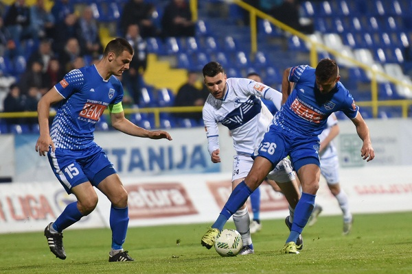 Zeljenicar Football Player TIm