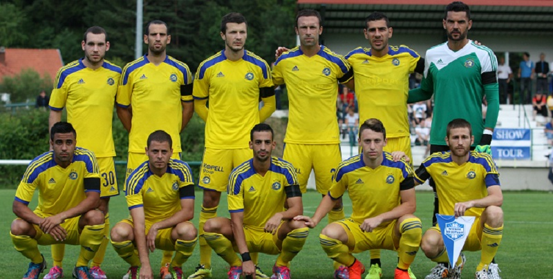Alashkert Football Team