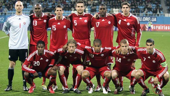 Kanada Team Football