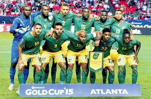 Jamaica Team Football