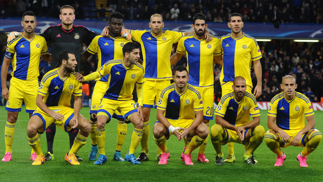 maccabi-tel-aviv-team-football