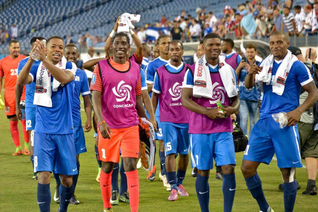 Martinique  Team Football