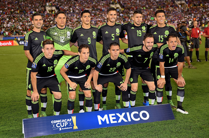 Mexico  Team Football