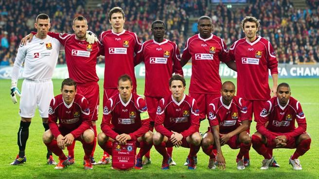 Panionios Football Player tim