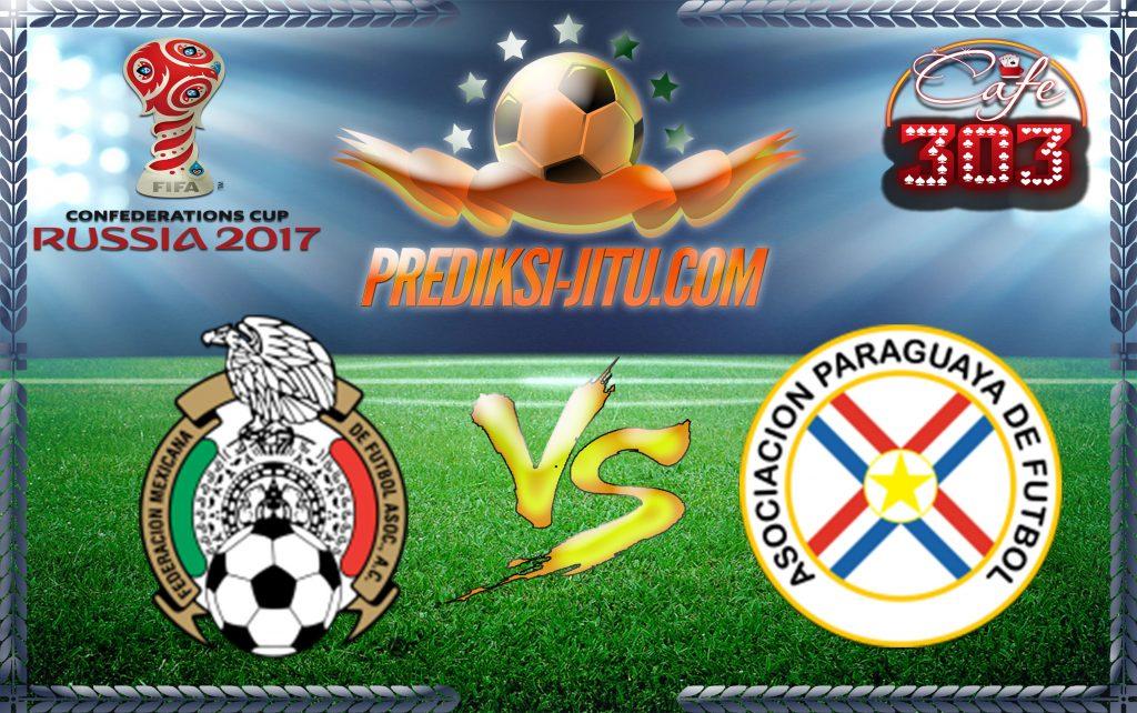 Prediksi Skor Mexico Vs Paraguay 2 Juli 2017