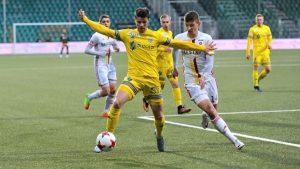 Ruzomberok Football Player TIm