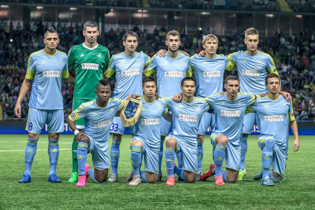 astana team footbal