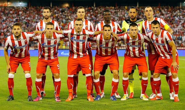 CRVENA ZVEZDA Team Football