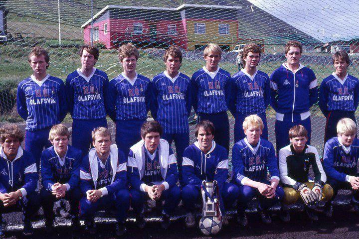 vikingur team footbal