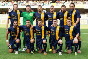 HELLAS VERONA TEAM FOOTBALL 2017
