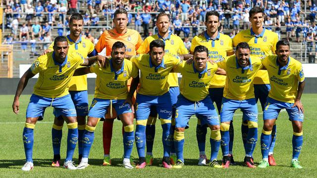 LAS PALMAS TEAM FOOTBALL 2017
